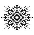 hand drawn tribal design element vector image vector image