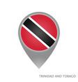 trinidad and tobago point vector image