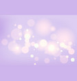 violet light holiday background vector image