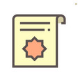 certificate icon design 48x48 pixel perfect and vector image