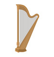 musical instruments topic vector image vector image