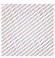 Pinstripe background vector image vector image