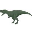 t-rex vector image vector image