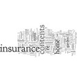 contents insurance check your cover vector image vector image