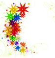 Abstract Spring vector image vector image