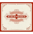 retro design elements separated layers vector image vector image