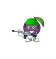 army star apple cartoon character with mascot
