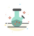 demo flask lab potion abstract flat color icon