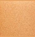 realistic cork board texture background abstract vector image
