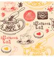 Afternoon Tea Pattern