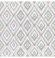 retro chevron background vector image vector image