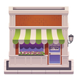 Small shop icon vector | Price: 3 Credits (USD $3)