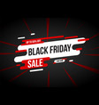 black friday sale banner layout template design