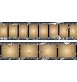 movie reel vector image vector image