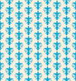 Seamless Ornate Pattern in Arabian Style vector image