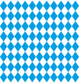 seamless wallpaper bavarian oktoberfest flag vector image