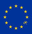 Eurozone vector image