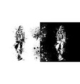 fashion look girls vector image vector image