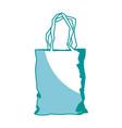 plastic shopping bag market pack image vector image vector image