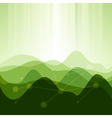 Abstract background from waves vector image