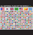 all national flags world stamp flag