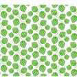 Hop Pattern vector image vector image