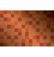 Abstract orange pattern for background vector image