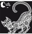 cat3 vector image vector image