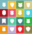 collection of badges and labels symbol vector image vector image