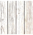 Bleach Wooden Planks Texture vector image vector image