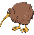 kiwi bird cartoon vector image