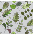 Plant texture of the leaves vector image vector image