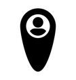 customer icon male user person profile avatar vector image vector image