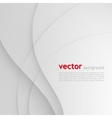 white elegant business background vector image vector image