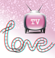 Love tv set