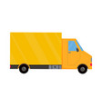 online delivery service concept delivery to home vector image