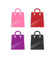 retail logo design template vector image