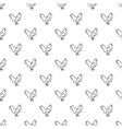 Chicken pattern seamless