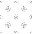 classic jewellery pattern seamless vector image vector image