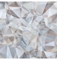 Grey Triangle Abstract Background vector image
