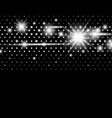 abstract background of disco light design in the vector image vector image