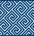 Concept blue and white sea seamless pattern