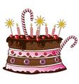 Torte 2012 001 vector image vector image