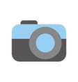 photo camera device technology application vector image
