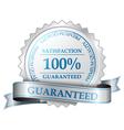 Premium guarantee label vector image