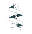 Barbershop emblem vector image