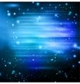 Solar Galaxy vector image vector image