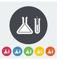 Chemisty icon vector image vector image