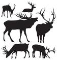 Deer silhouettes 2