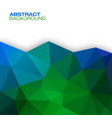 Abstract geometric background for your design vector image